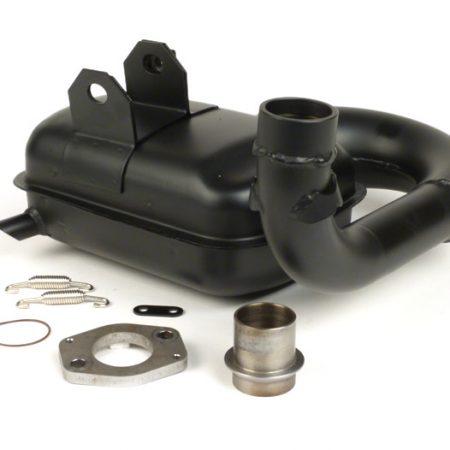 Auspuff -BGM PRO BigBox- Vespa T5 125cc (VNX5T)