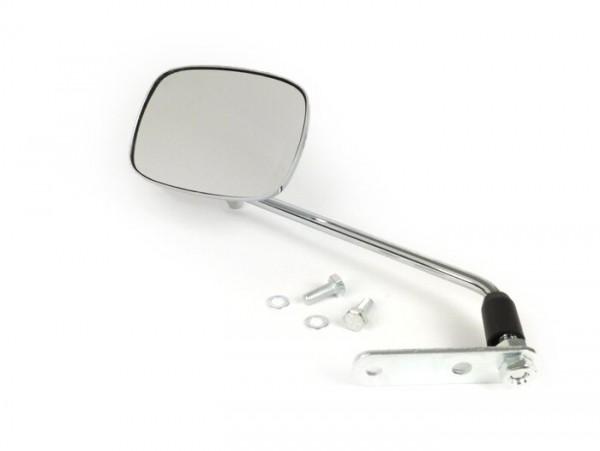 Vespa Sprint Spiegels : Spiegel rechts m chrom für vespa primavera ccm vespa